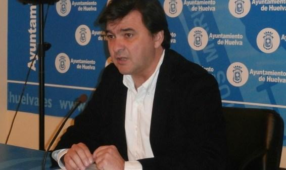 Gabriel Cruz, portavoz del PSOE en el Ayuntamiento de Huelva, hace balance de 2012.