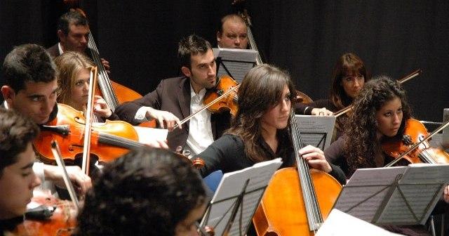 Orquesta Manuel de Falla.