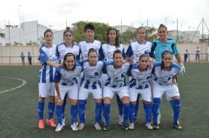 Once del Cajasol Sporting esta temporada.
