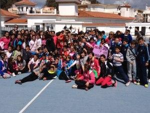 Juegos Deportivos Municipales en Ayamonte.