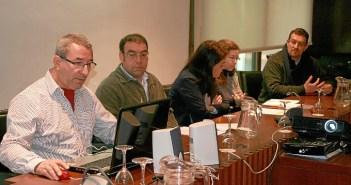 Reunión en Cartaya para coordinar la seguridad en Semana Santa.