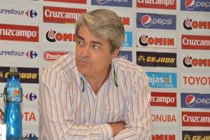 Fernando Iturbe, secretario técnico del Recreativo de Huelva.