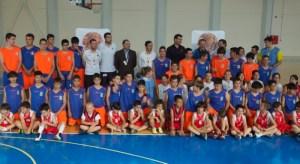 Clinic de baloncesto 'Ciudad de Palos'
