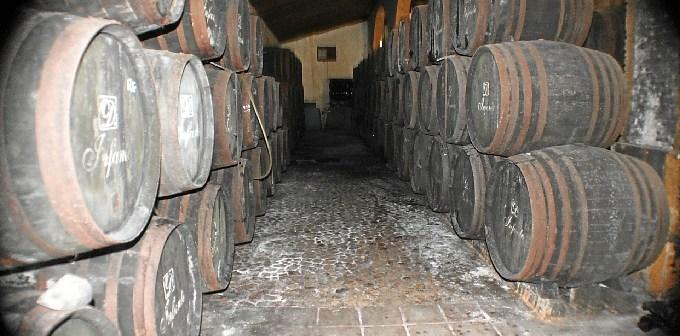 La Ruta del Vino forma parte de la propuesta de Detino Huelva. (Celia HK)