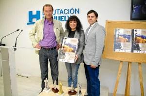 Presentación del concurso flamenco infantil.