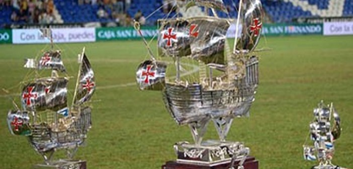 Carabelas del Trofeo Colombino.
