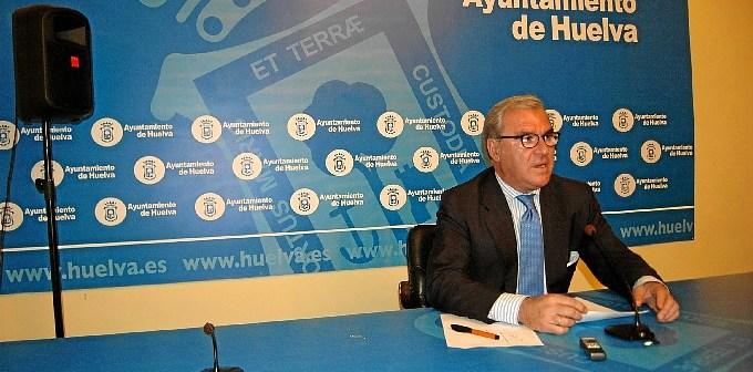 Francisco Moro, en imagen de archivo de una rueda de prensa.