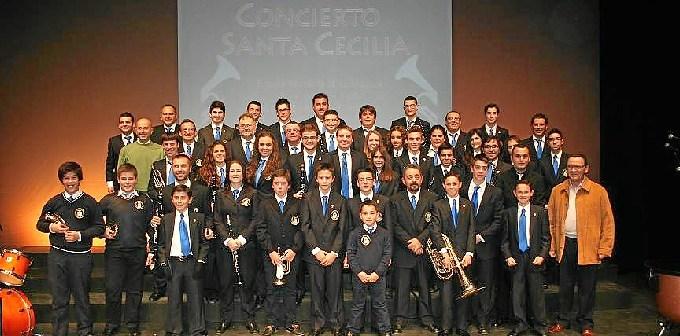 Banda Municipal de La Palma.