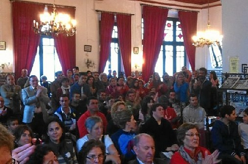 Encuentro 120 Aniversario Cruz roja