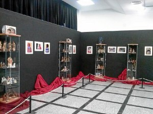 Exposición en Hinojos.
