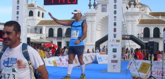 I Doñana Trail Marathon.