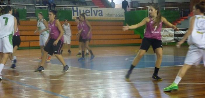 Partido de Primera Nacional femenino, Conquero-Huelva-Náutico de Sevilla.