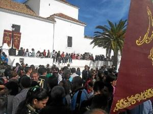 Más de mil personas han asistido a las actuaciones de las bandas.