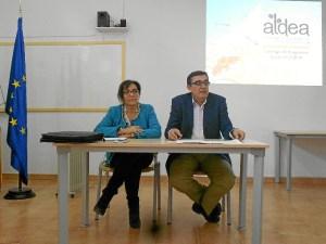 Presentación de las actuaciones del Plan Aldea.