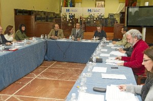Reunión de Famsi en Huelva.