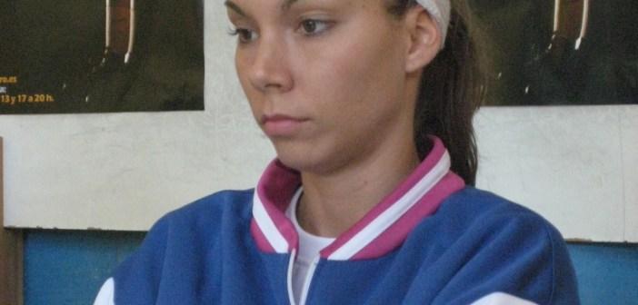 Nina Bogicevic, nueva jugadora del CB Conquero.