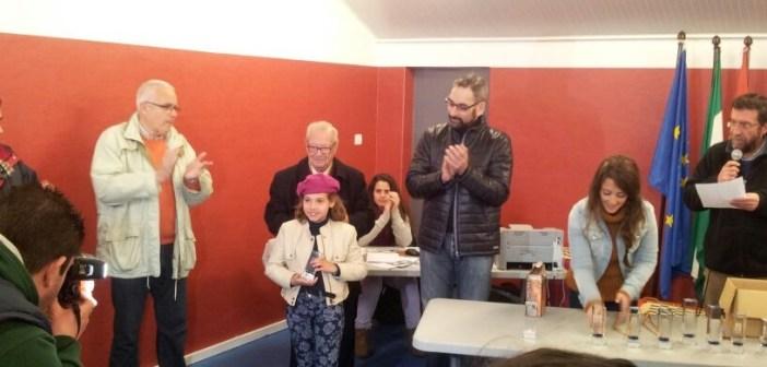 Torneo de Navidad de ajedrez en Ayamonte.