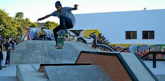 El nuevo Skate Park.