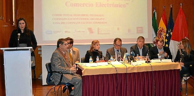 Presentación del proyecto en La Palma del Condado.