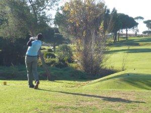 Trofeo Widex de golf en Bellavista.