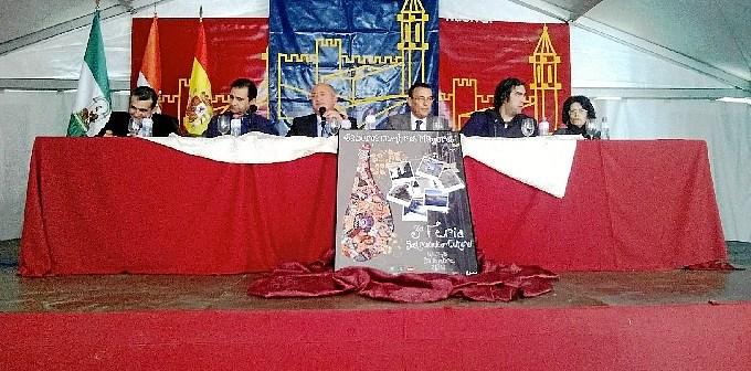 Inauguración de la Feria de Cumbres Mayores.