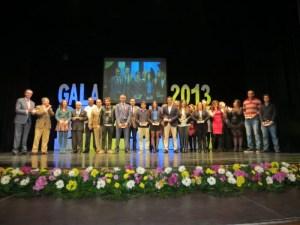 Gala del Deporte de Moguer.
