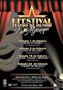 I Festival Teatro de Humor de Aljaraque