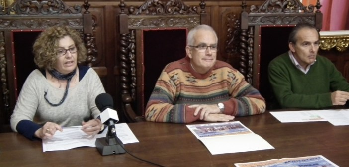 Presentación de la XXIX Media Maratón 'Ciudad de Ayamonte'.