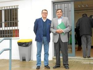 visita CEIP San Roque Villablanca - Plan OLA