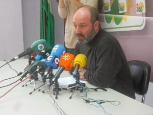 Pedro Jimenez en RP IU 10 febrero