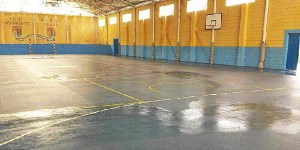 Polideportivo Santa Olalla