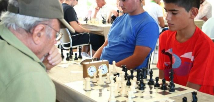 Francisco Manuel González, ajedrecista cartayero.