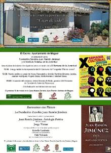 ACTIVIDADES MARZO EN LA CASA MUSEO