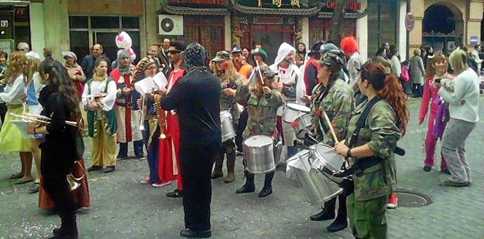 Cabalgata Carnaval Huelva 2014-05