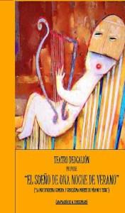Cultura Teatro elsuenodeunanochedeverano cartel