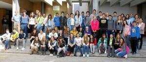 Estudiantes USA en Aljaraque