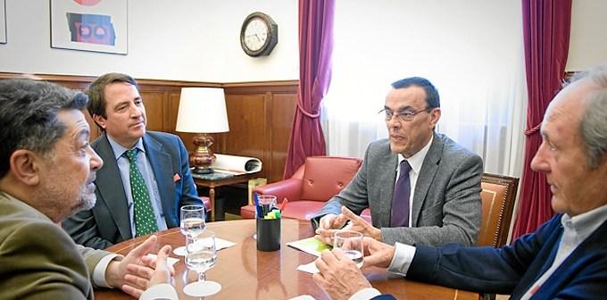 Foto Caraballo presidente ENCE2