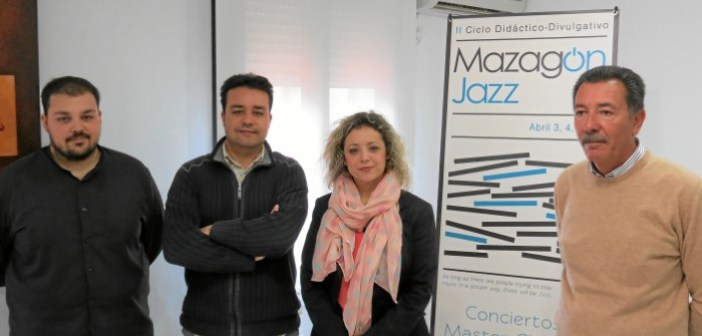 JAZZ MAZAGON 1