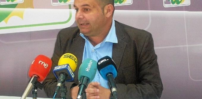 Rafael Sanchez en RP IU 13 marzo 2014