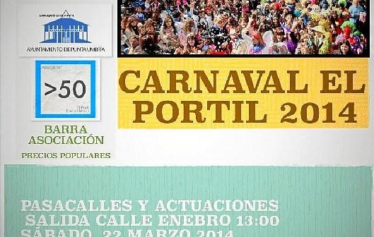 carnaval portil
