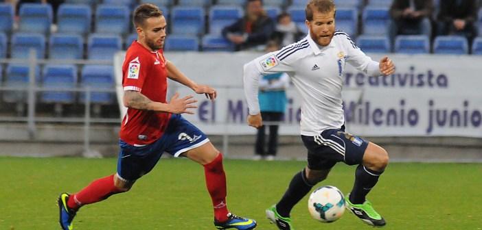 Morcillo asumió la responsabilidad de marcar el penalti. (Espínola)
