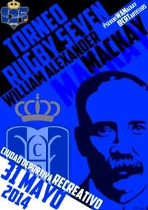Torneo 'William Mackay' de rugby.
