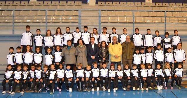 Escuela Municipal de karate de Gibraleón.