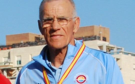 Antonio Cruzado, campeón de Europa de piragüismo de k 2.