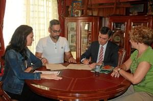 Firma acuerdo ayamonte 1