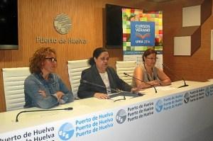 Presentacion Encuentro Verano UNIA Puerto Huelva