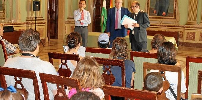 Visita guiada Ayuntamiento