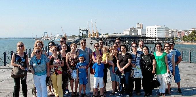 Visita guiada Muelle Embarcadero de la Cia Riotinto