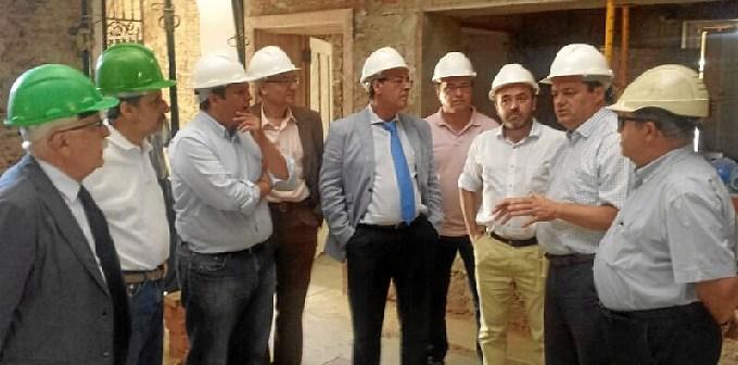 visita Casa Consejo Minas Riotinto