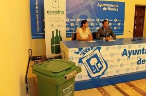 Ayto-Ecovidrio reciclaje Colombinas